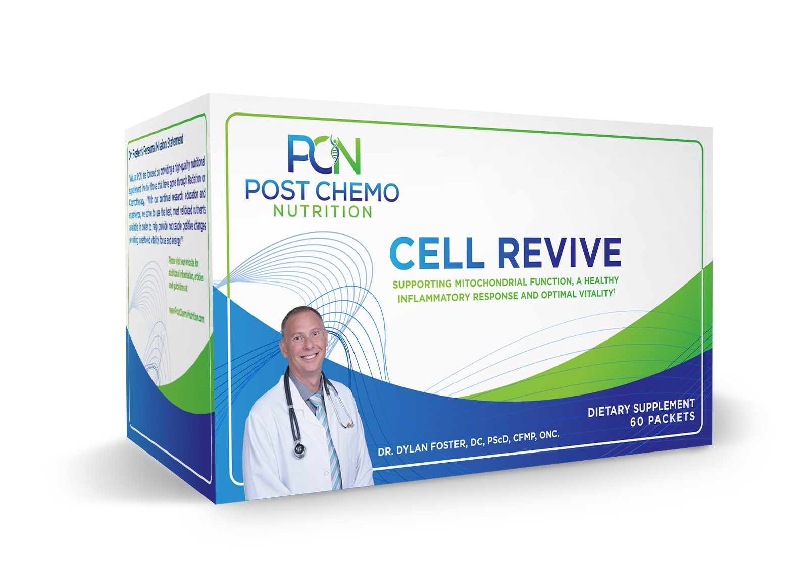 Cell Revive Front of Box